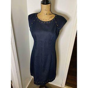 Betsey Johnson studded dress
